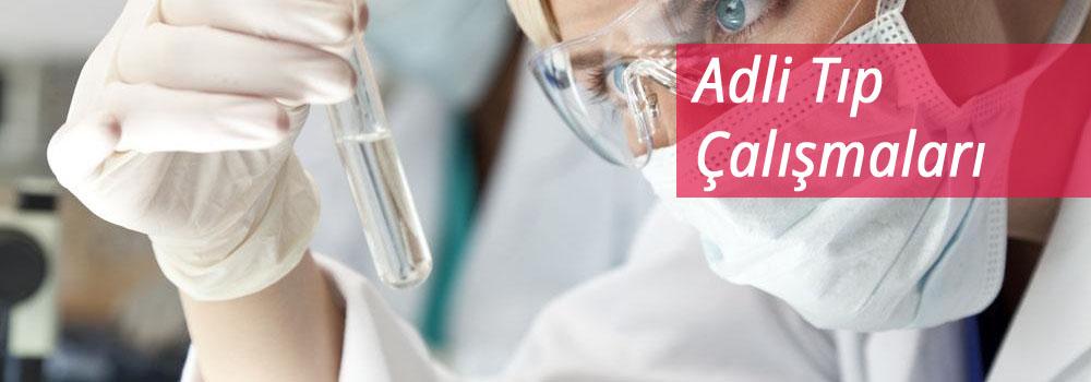 Biyoistatistik Adli Tıp Çalışmaları